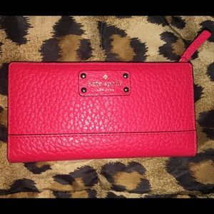 Kate Spade Bay Street Stacy Leather Wallet